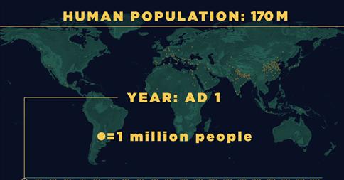 Video: Overpopulation exemplified