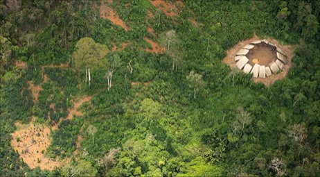 Article: Uncontacted Yanomami found