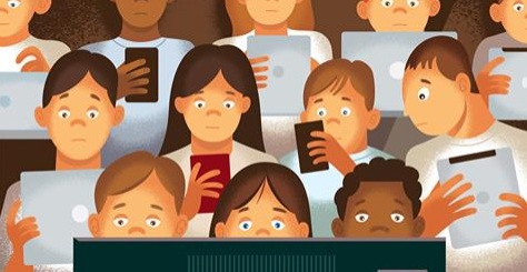Article: Screen Addiction Is Taking a Toll on Children